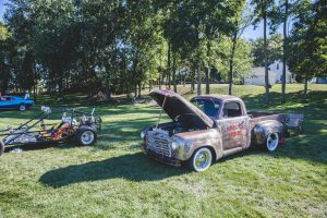 2017 HopLore Benefit Cruise-In for North Webster Food Pantry