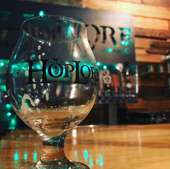HopLore New Beer Release