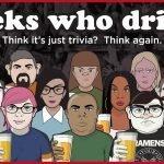 Geeks Who Drink Pubquiz at HopLore Brewing