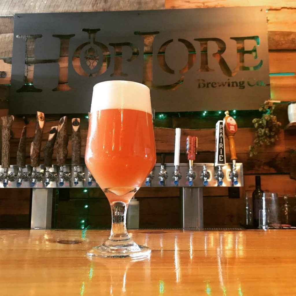 HopLore Brewing Pink Guava Dreamsicle