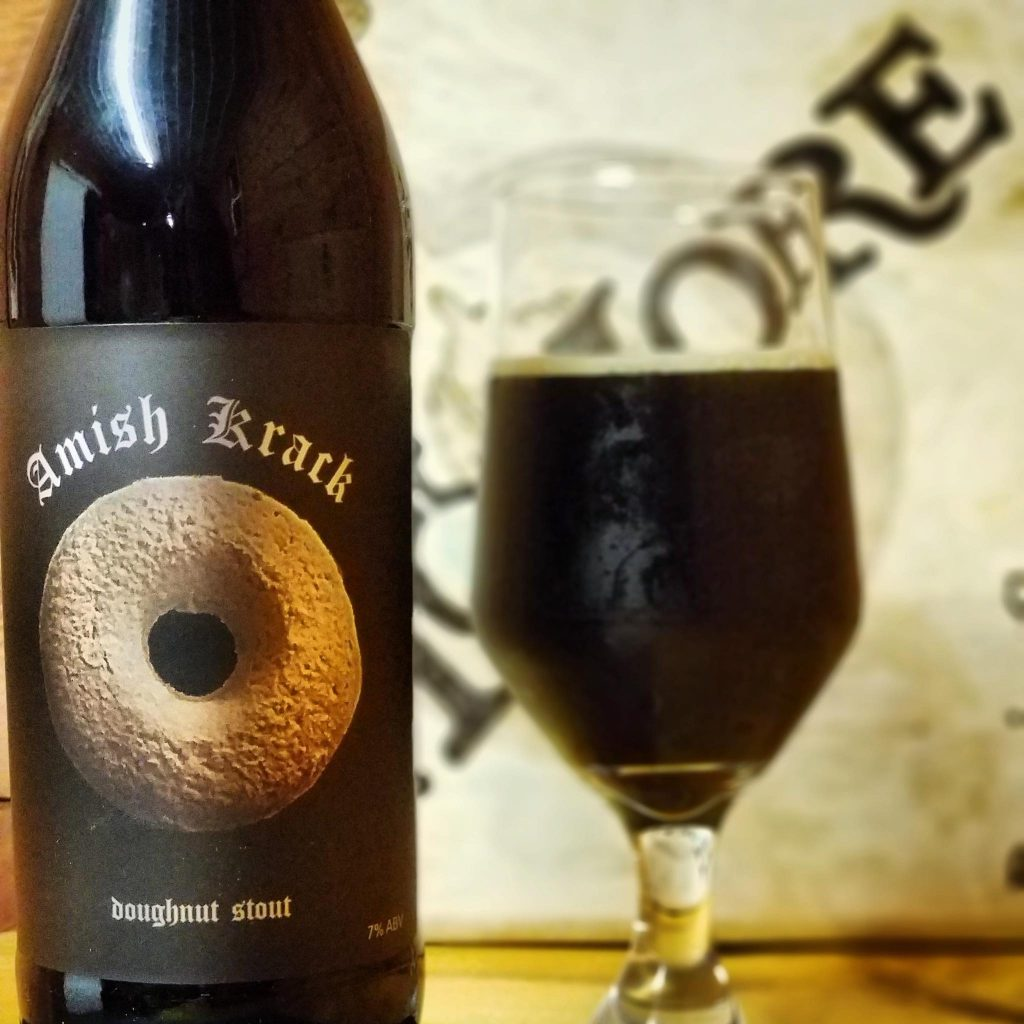 HopLore Brewing Barrel-Aged Amish Krack