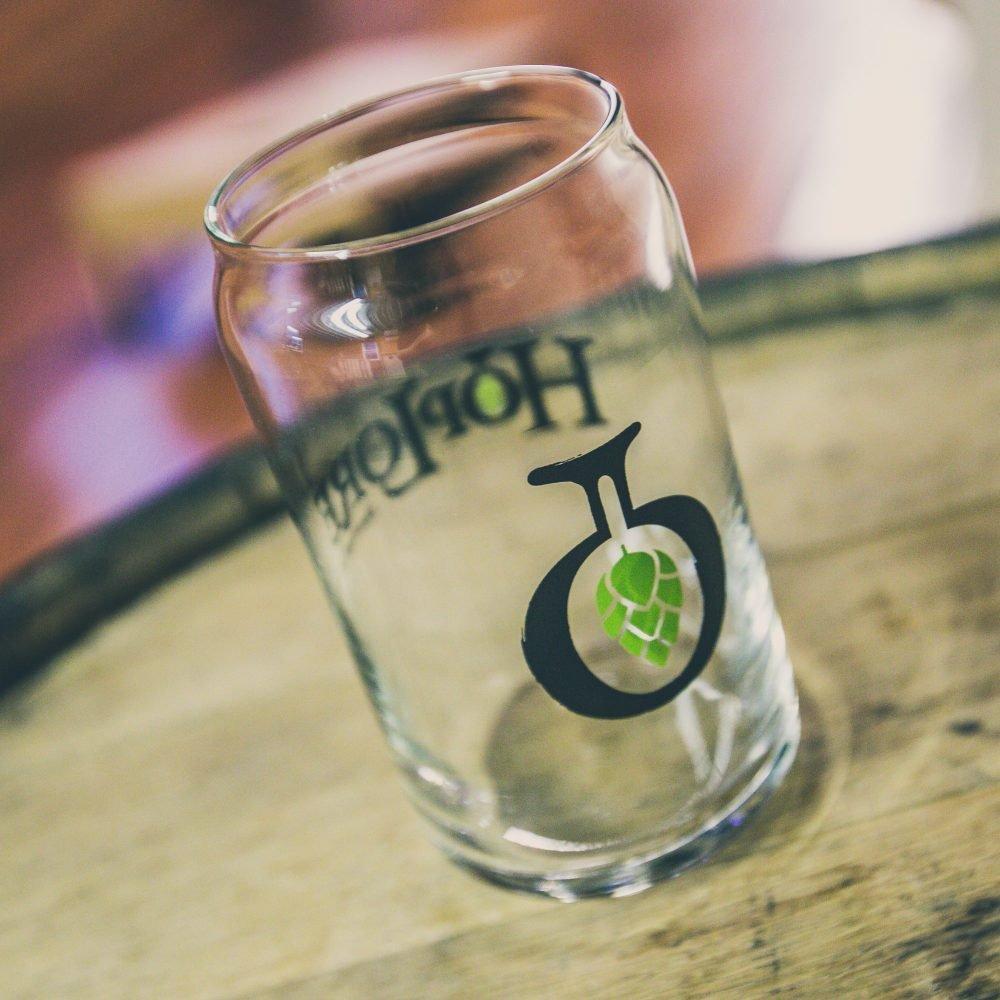 HopLore Brewing Glass