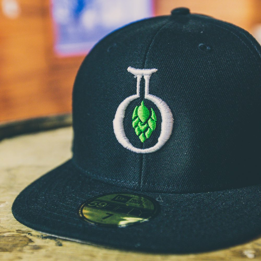 HopLore Brewing Icon Logo Fitted 59fifty New Era Hat