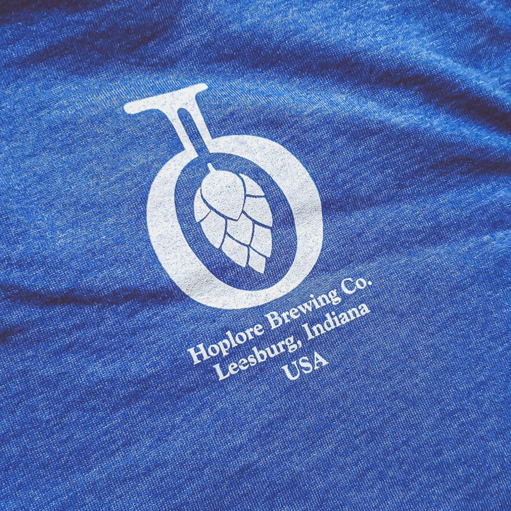 HopLore Brewing Captain America Tee