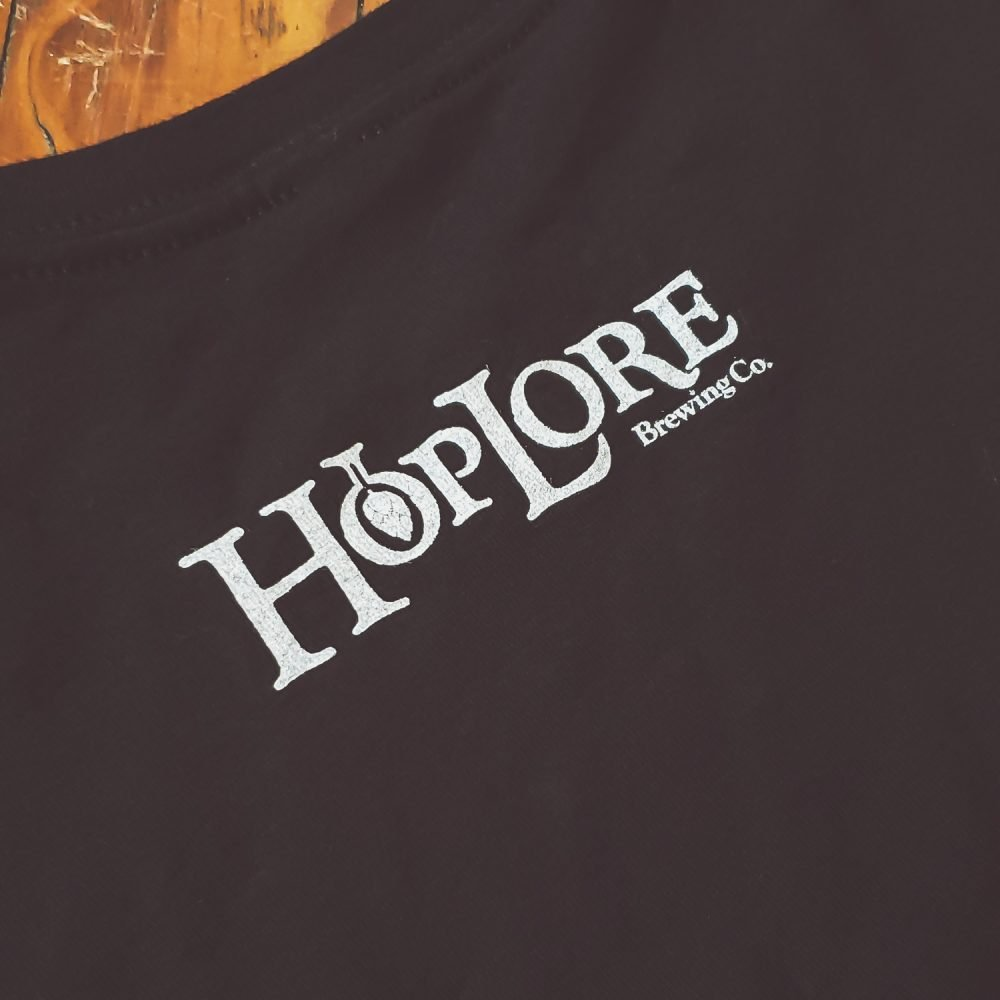 HopLore Brewing Ladies Classic Icon Tee