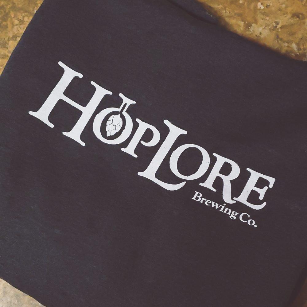 HopLore Brewing Logo Hoodie