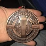 We won 3rd Place at Indiana Brewer's Cup!