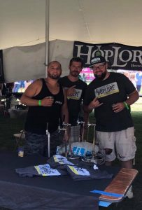 HopLore Brewing at Micro Brewers Fest