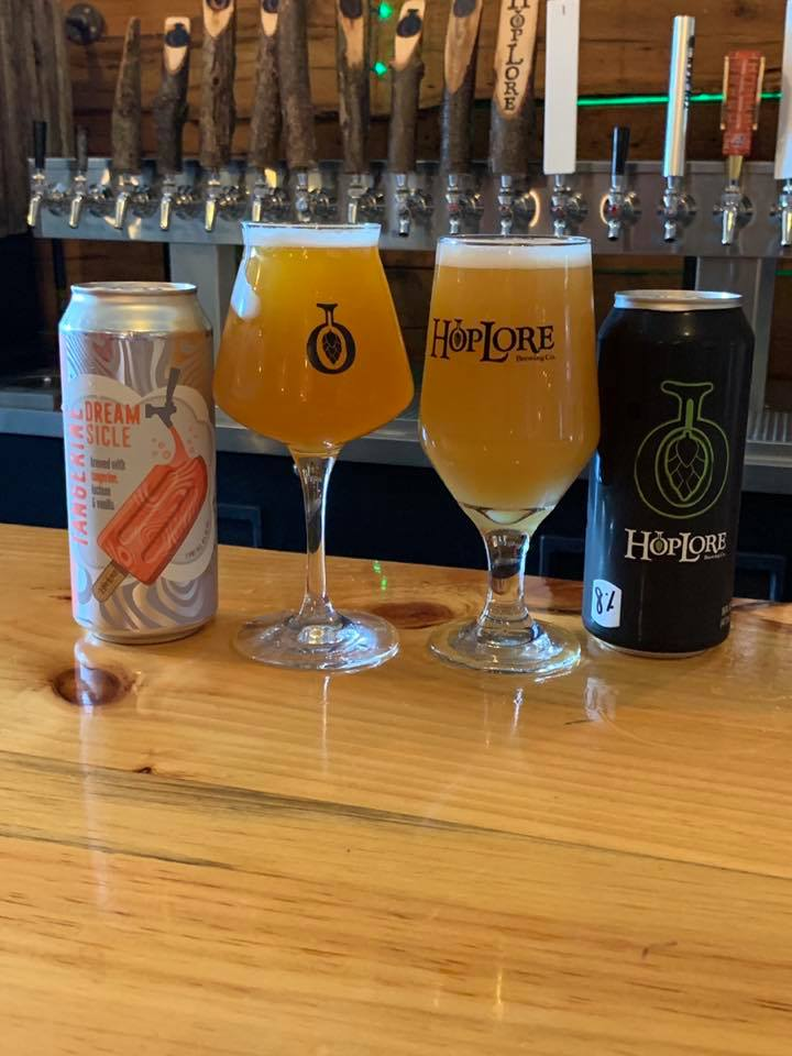 May 11 Release day at HopLore Brewing
