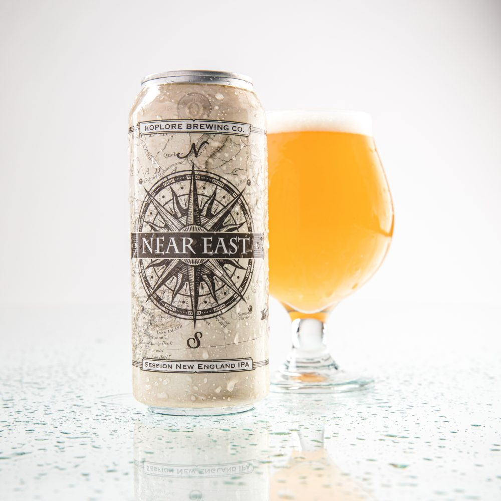 HopLore Brewing Near East Session IPA