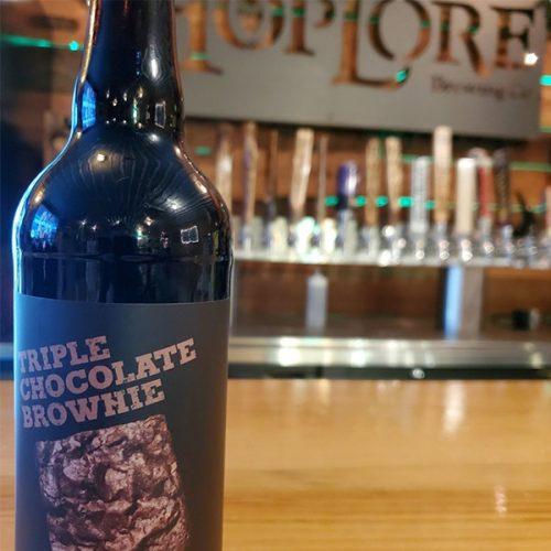 Triple Fudge Brownie HopLore Brewing