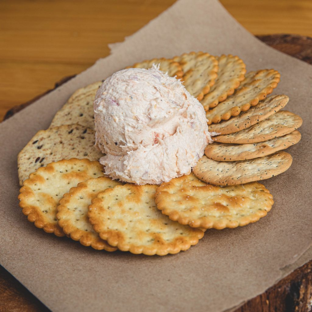 HopLore Brewing Smoked Salmon Fish Dip 02