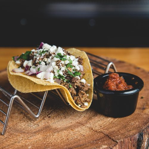 HopLore Brewing Street Taco