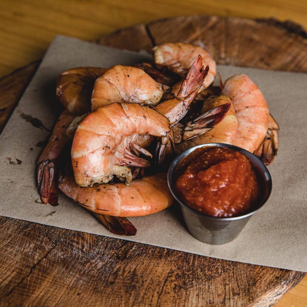 Smoked Shrimp by HopLore Brewing