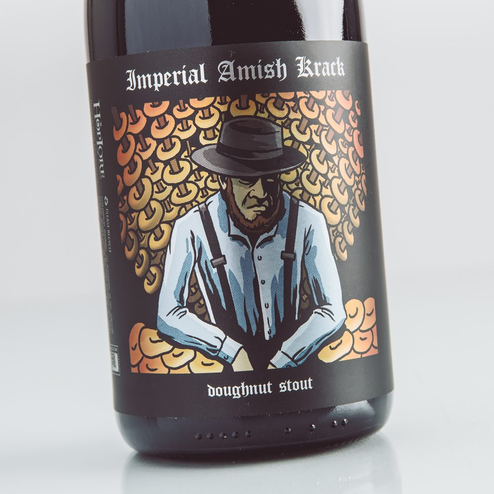 HopLore Imperial Amish Krack Pastry Stout